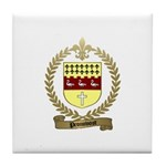 PRONOVOST Family Crest Tile Coaster