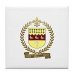 PRONOVOST Family Crest Tile Coaster