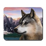 Rockies Wolf Mousepad Mouse Pad