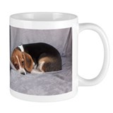 """Keep In Touch"" Beagle Small Mugs"