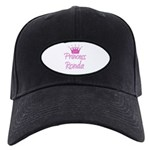Princess Ronda Black Cap