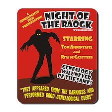 Night Of The RAOGK Mousepad