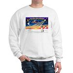 XmasSunrise/American Foxhound Sweatshirt