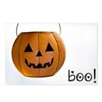 Boo Postcards (Package of 8)