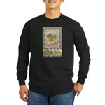 Thanksgiving Joy Long Sleeve Dark T-Shirt