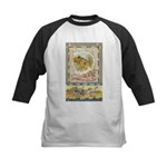 Thanksgiving Joy Kids Baseball Jersey