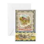 Thanksgiving Joy Greeting Card