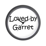 Cute Garret Wall Clock