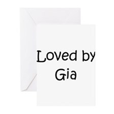 Loved by a Greeting Cards (Pk of 10)