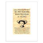 John Wesley Hardin Small Poster
