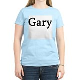 Gary - Personalized Women's Pink T-Shirt