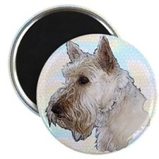 Scottish Terrier (Wheaten) Magnet