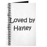 Cute Hayley Journal
