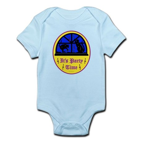 Birthday Party Infant Bodysuit
