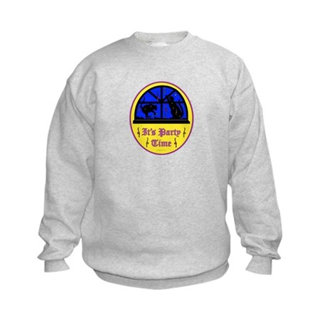 Birthday Party Kids Sweatshirt