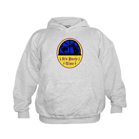 Birthday Party Kids Hoodie
