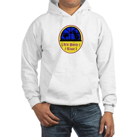 Birthday Party Hooded Sweatshirt