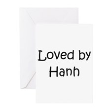 Hanh! Greeting Cards (Pk of 10)