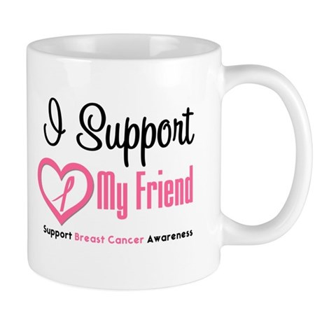Breast Cancer Support Mug