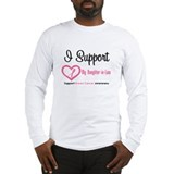 BreastCancerSupport Long Sleeve T-Shirt