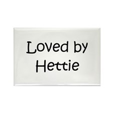 Cute Hetty Rectangle Magnet (100 pack)