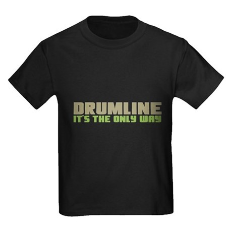 Drumline Kids Dark T-Shirt