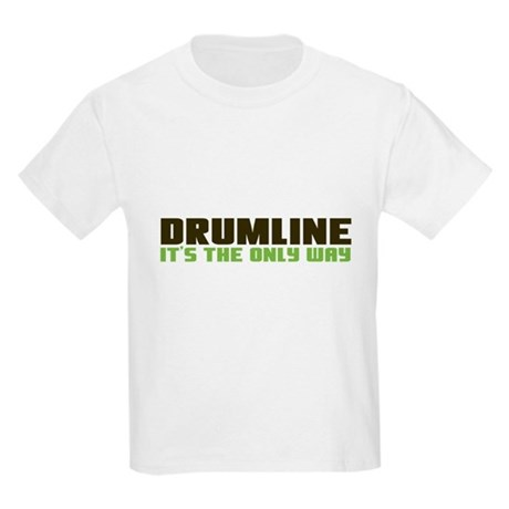 Drumline Kids Light T-Shirt