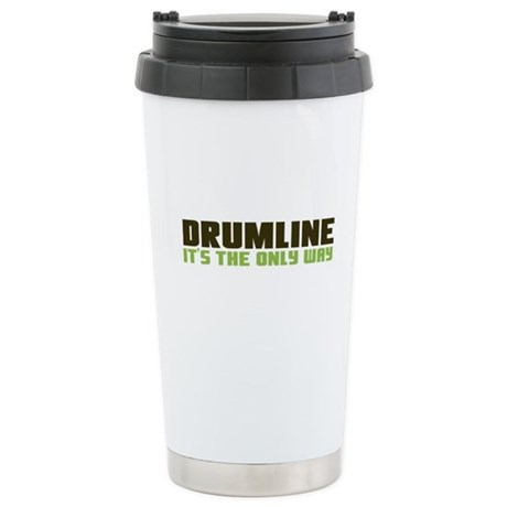 Drumline Ceramic Travel Mug