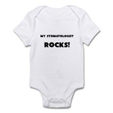 MY Stomatologist ROCKS! Infant Bodysuit