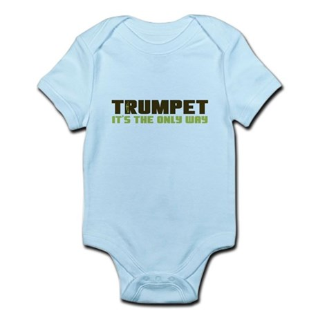 Trumpet Infant Bodysuit