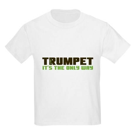 Trumpet Kids Light T-Shirt