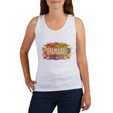 Obamanos Flowering Women's Tank Top
