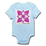 Infant Girl Bodysuit - Design by Josie