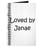 Cool Janae Journal