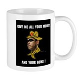 HERE COMES THE ROBBER Mug