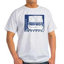 Sverige - Viking Ship T-Shirt