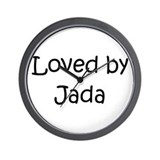 Unique Jada Wall Clock