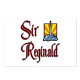 Sir Reginald Postcards (Package of 8)