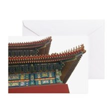 Forbidden City 5 Greeting Cards (Pk of 10)