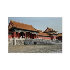 Forbidden City 2 Rectangle Magnet