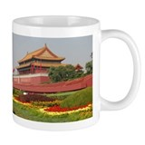 Forbidden City 1 Small Mug