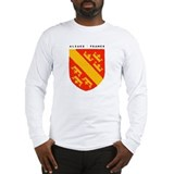 ALSACE - SHIELD Long Sleeve T-Shirt
