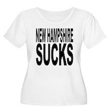 New Hampshire Sucks T-Shirt