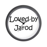 Unique Jarod Wall Clock