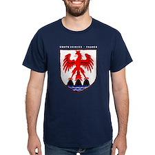 NICE FRANCE - SHIELD T-Shirt