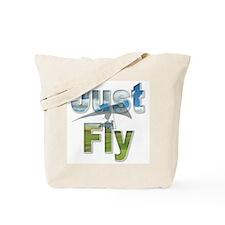 Just Fly Hang Gliding Tote Bag