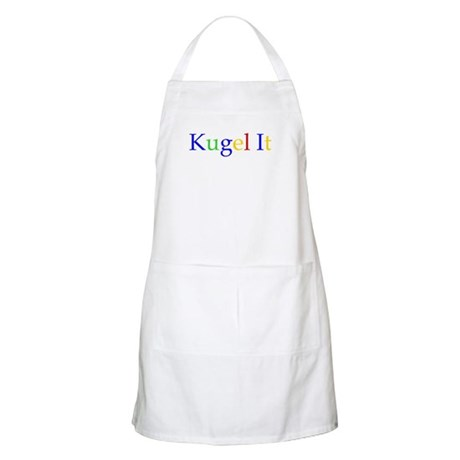 Kugel It BBQ Apron
