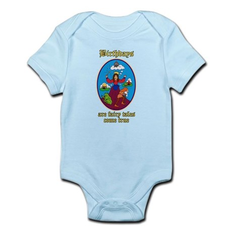 Fairy Tale Birthday Infant Bodysuit