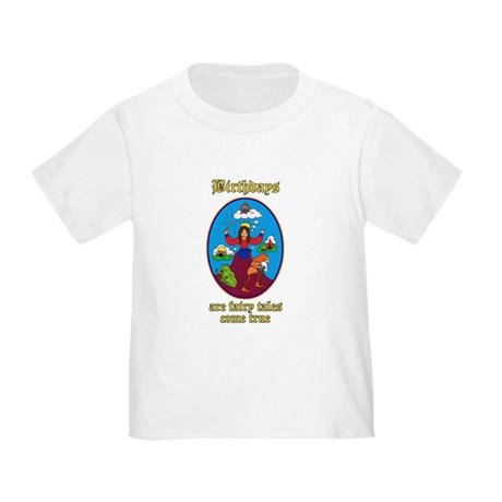 Fairy Tale Birthday Toddler T-Shirt