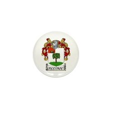McEnroe Coat of Arms Mini Button (10 pack)